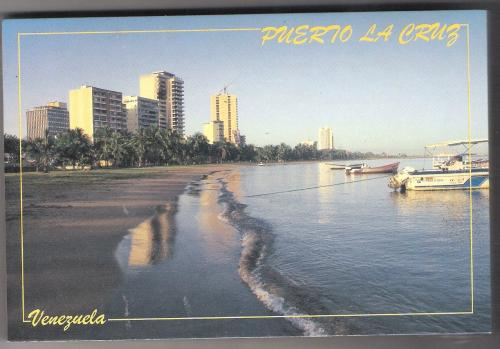 POSTCARDS VENEZUELA