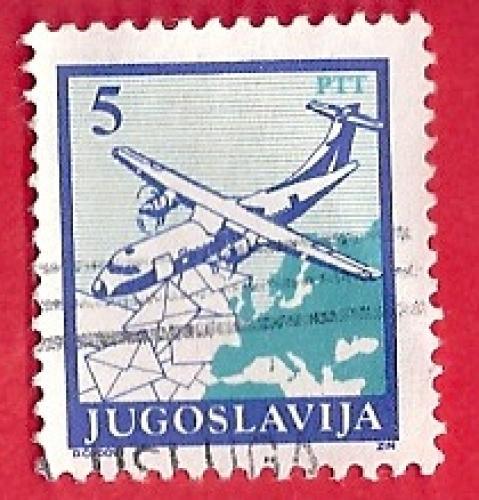 Jugoslavija - Plain - 5 dinara