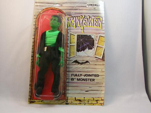 Always Buying Lincoln International and Tomland Monster Figures