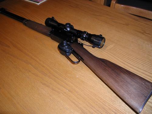 Winchester 30/30 model 94