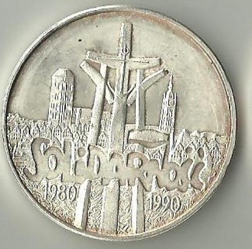 silver commerorative