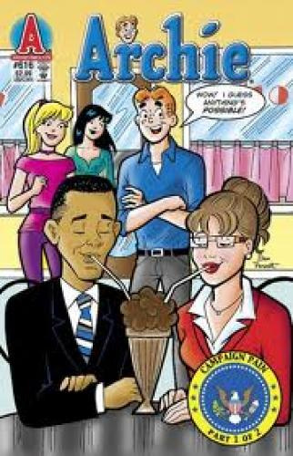 Archie Comic #616 ; Political theme