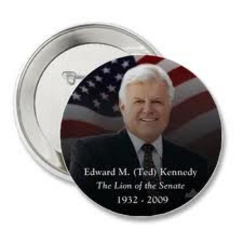 Memorabilia;  Edward (Ted) Kennedy Memorabilia Pins