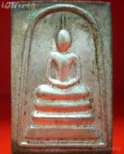 antiques items collectables thai-amulet, buddha
