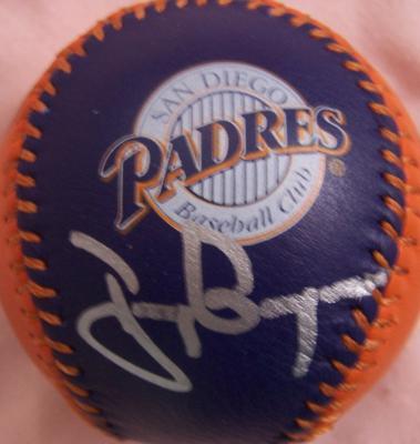 Tony Gwynn autographed San Diego Padres baseball