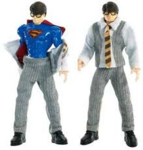 The Superman Returns Clark to Superman Figure; Toys