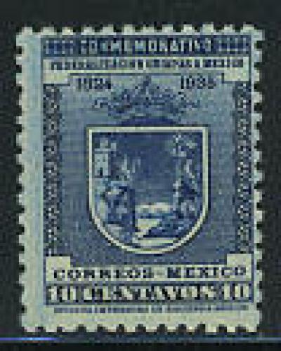 Chiapas 1v; Year:1935
