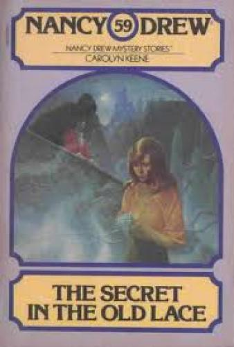 Books; 1980 Nancy Drew Book
