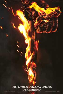 Ghost Rider Spirit of Vengeance mini movie poster