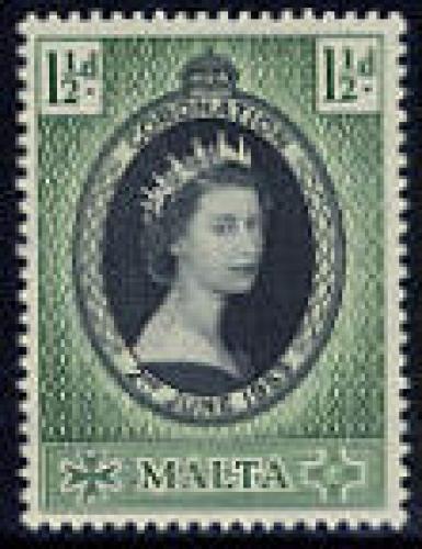 Coronation 1v; Year: 1953