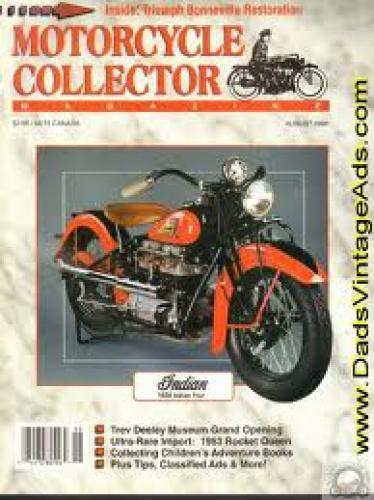 Motorcycles Collectors Magazine