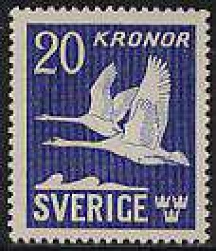 Definitive, swan 1v ; Year: 1942