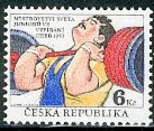 Weight lifting 1v; Year: 1993