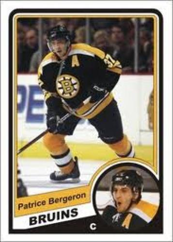 Hockey Cards; 1984; Patrice Bergeron