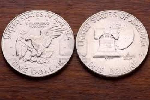 Coins; USA One Dollar Coin special US Bicentennial coin minted in 1975 and 1976