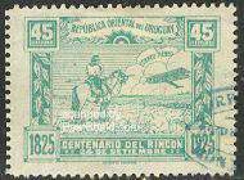 Montevideo-Rincon flight 1v (always cancelled); Year: 1925