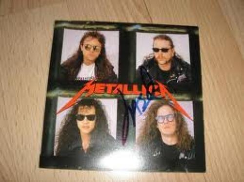Memorabilia items -  Metallica Collection