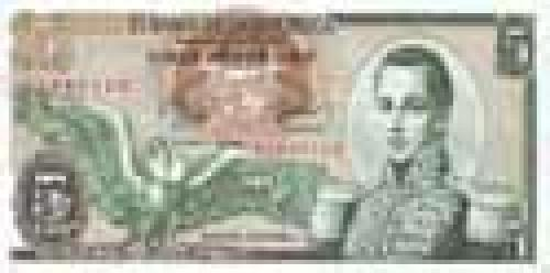 5 Pesos; Issue of 1961-64