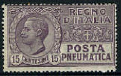 Pneumatic post 1v