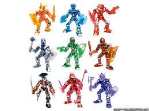 Magna magnetic Action Figures Toys