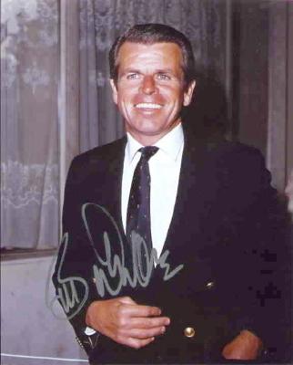 William Devane autographed 8x10 photo