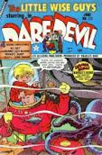 Comics; By issue #70 of Daredevil Comics