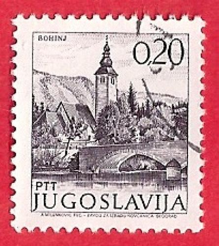 Jugoslavija - Bohinj