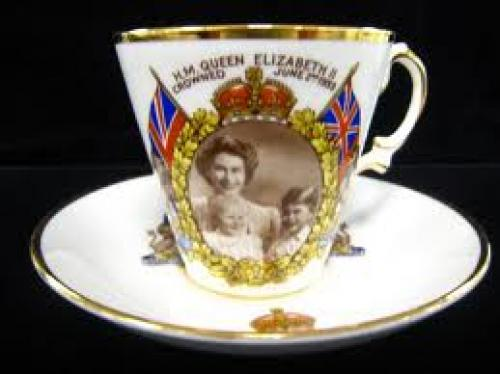 Royal Family Memorabilia - Queen Elizabeth 11 Coronation June 2, 1953
