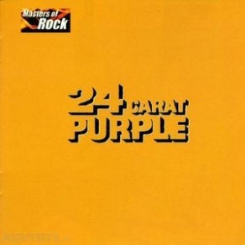 Deep Purple 24 Carat 18-gramophone record