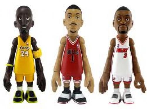 Cool NBA Figurine Toys