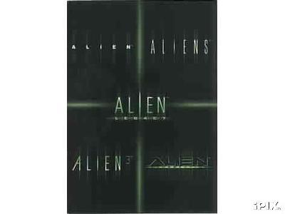 Alien Legacy 1998 Inkworks promo card P2