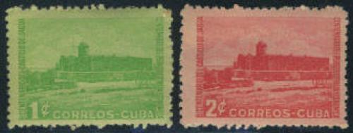 Jagua fort 2v; Year: 1949