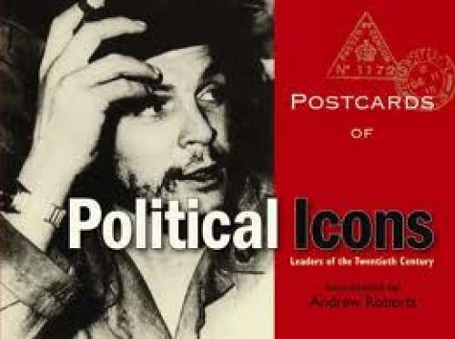 Political Icons Postcard