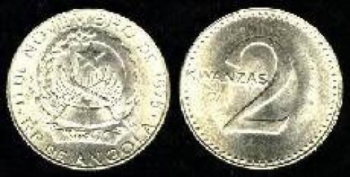 2 kwanzas; (km 84)