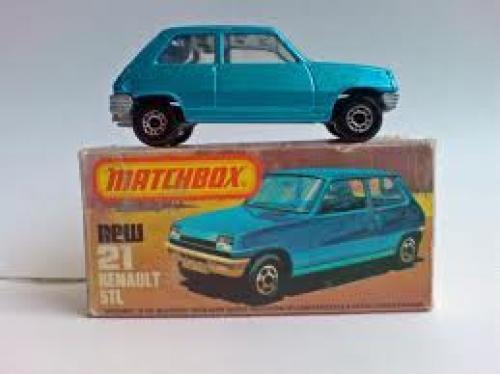 Cars; Renault 5TL003