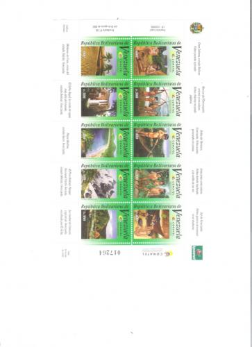 STAMPS 2003  CONATEL LANDSCAPES INDIGENOUS