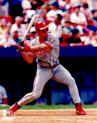 Scott Rolen autographed Philadelphia Phillies 8x10 photo