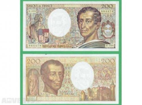 France 200 Francs
