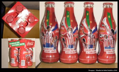 Coca Cola Bottles of Paraguay