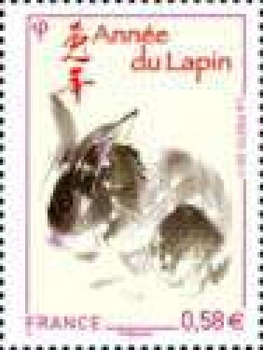 Chinese New Year - Rabbit