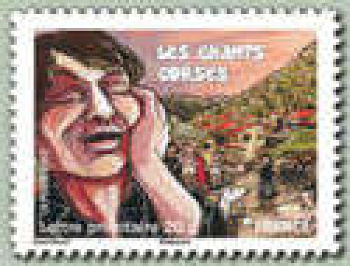 Songs corsican - Corsica