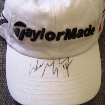 Wayne Gretzky autographed TaylorMade golf cap or hat