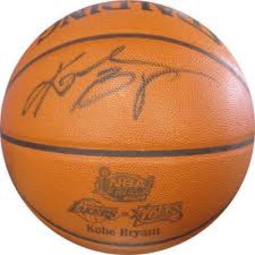Kobe Bryant Autograph Sports Memorabilia