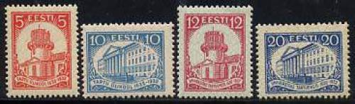 Tartu university 4v; Year: 1932