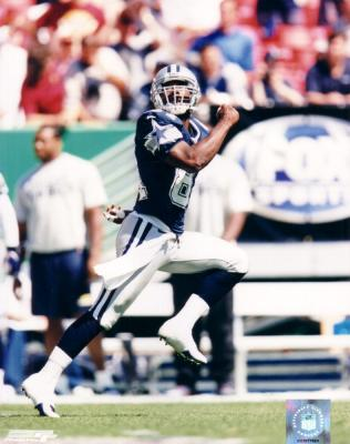 Raghib (Rocket) Ismail 8x10 Cowboys photo