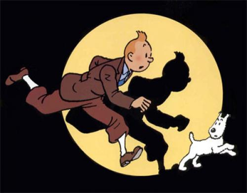 TinTin Comics 