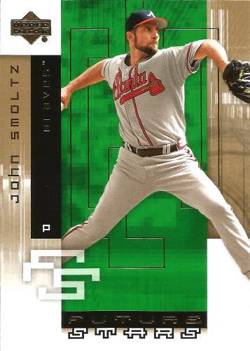 2007 Upper Deck Future Stars #7 ~ John Smoltz
