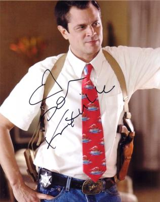 Johnny Knoxville autographed 8x10 photo
