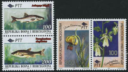 Flora & Fauna 2x2v; Year: 1995