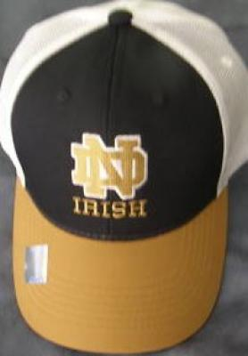 Notre Dame Fighting Irish embroidered cap or hat NEW